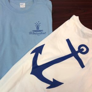 Winterfest short sleeve tee shirts