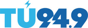 logo for TU 94.9 radio station