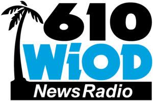 logo for 610 WIOD News radio