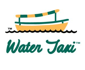 The Water Taxi logo