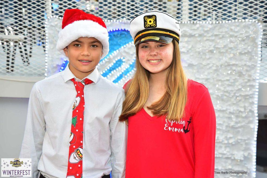 2019 Jr. Captain Emma Sorensen