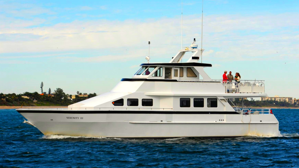 The M/Y Serenity III