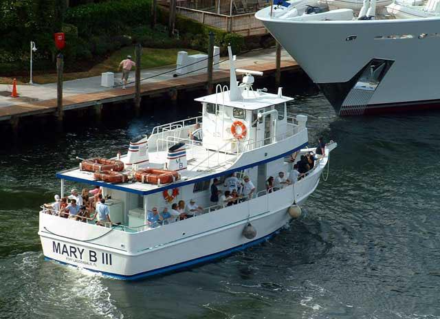 The Mary B III