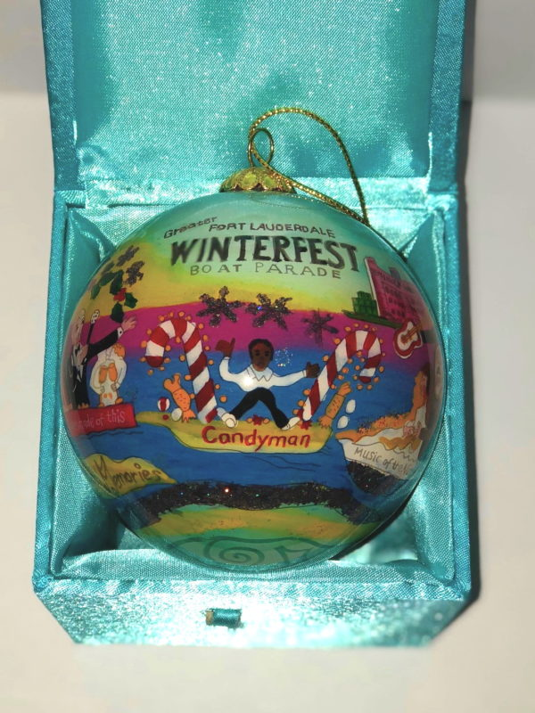 "2012 Collectible Ornament - ""Musical Memories"""