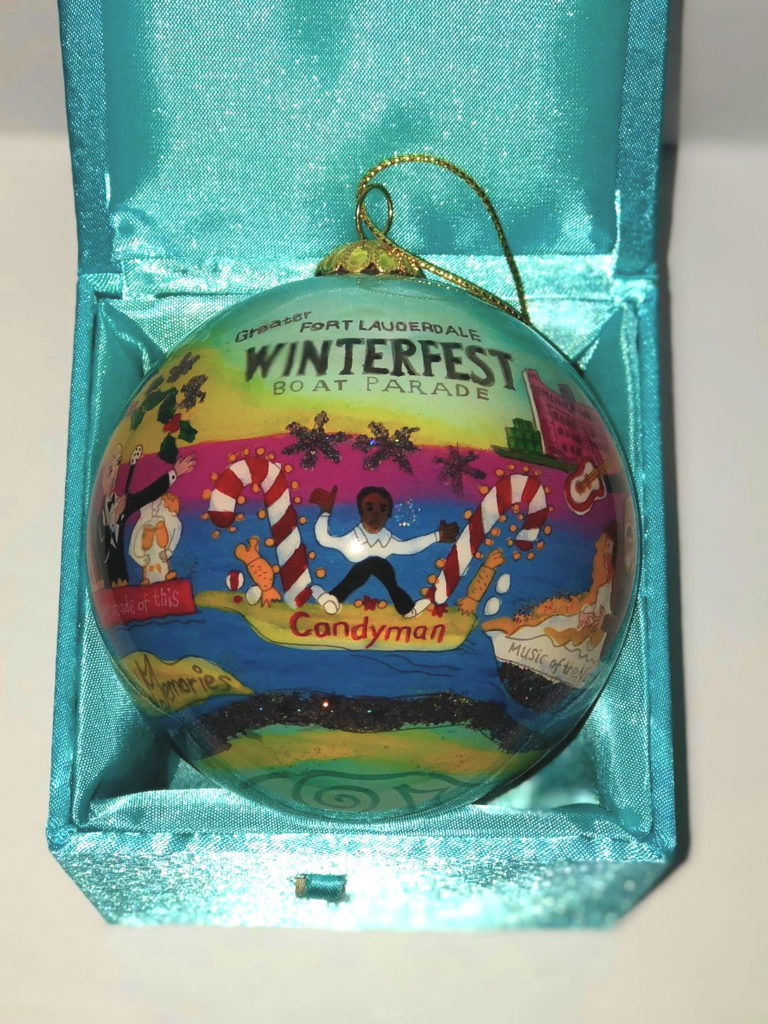"""2012 Collectible Ornament - """"Musical Memories"""""""