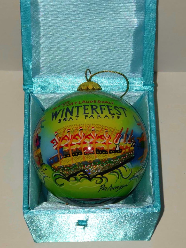 """2010 Collectible Ornament - """"Dancing Thru The Decades"""""""