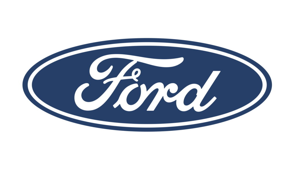 Ford Blue Oval logo