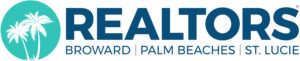 Realtors Broward | Palm Beaches | St. Lucie logo