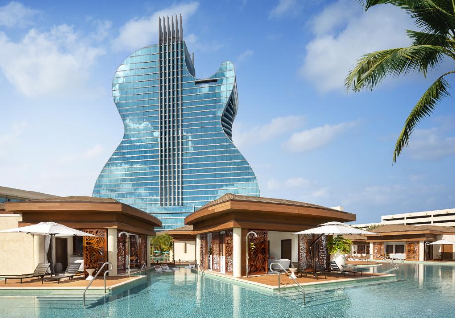Bora-Bora at the Guitar Hotel