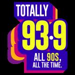 Totally 93.9 KOSF logo