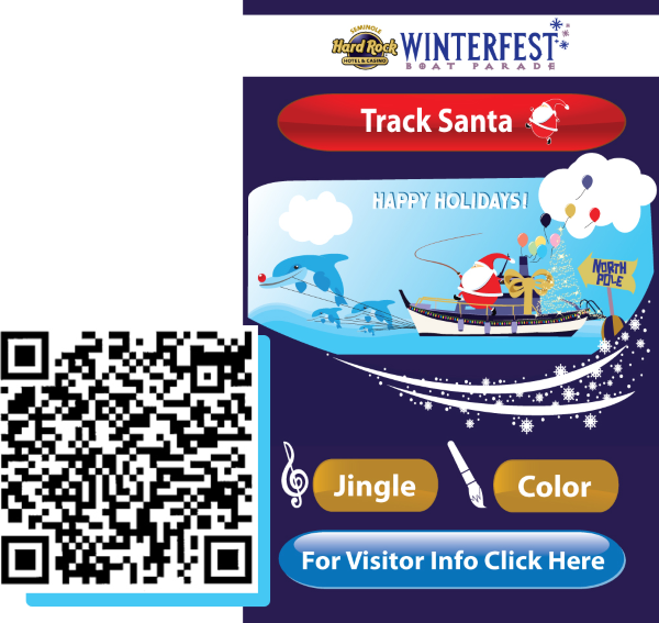Image of the Winterfest Parade App