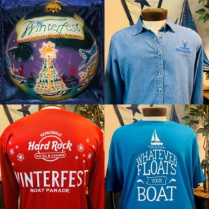 Collectible Ornaments and Shirts