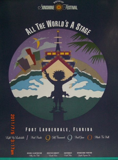 1990 Poster