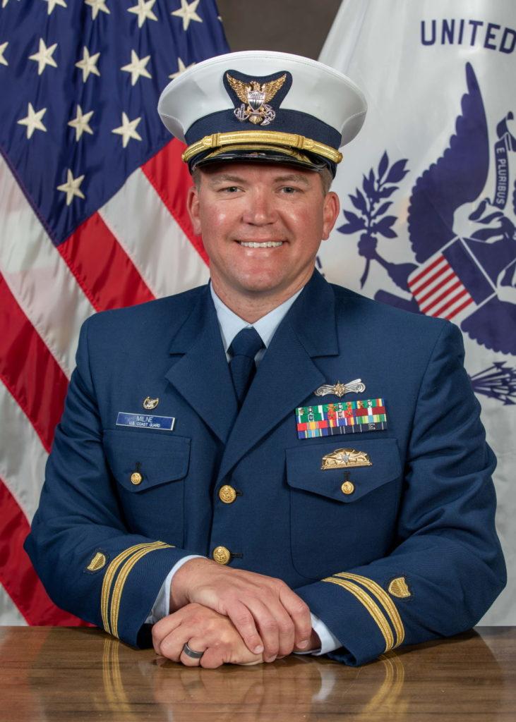 Board Member Lt. Raymond Milne