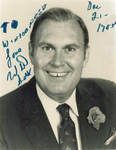 Willard Scott, Grand Marshal in 1984, 1986 and 1987