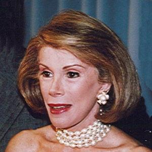 1991 Grand Marshal Joan Rivers