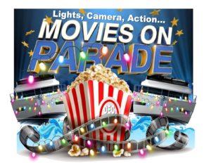 Movies on parade, 2019 theme