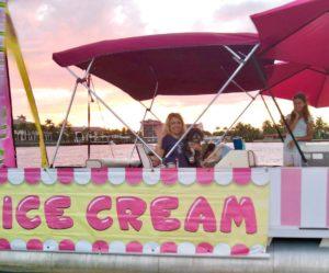 Amy McGill - The Ice Cream Float Boat