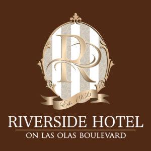 The Riverside Hotel logo